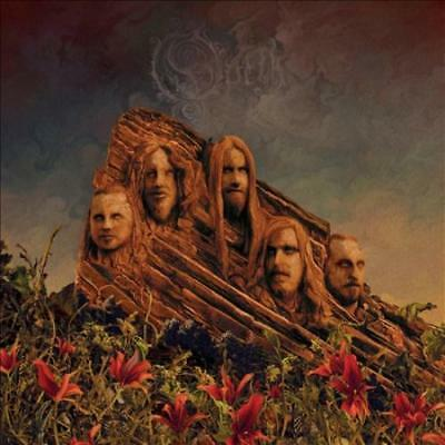 Opeth - Garden Of The Titans (Opeth Live At Red Rocks) (4 Cd) Used - Very Good C