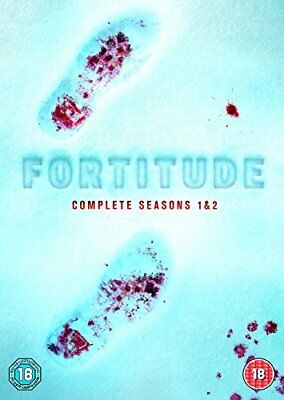 Fortitude - Season 1-2 [Includes Digital Download] [DVD] [2017] -  CD SBVG The