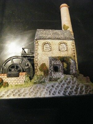 David Winter 1987 Cornish  Engine House  No Box/coa