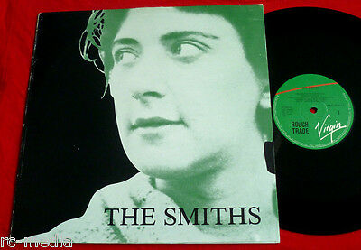 """THE SMITHS - Girlfriend In A Coma - Rare Greek 12"""""""