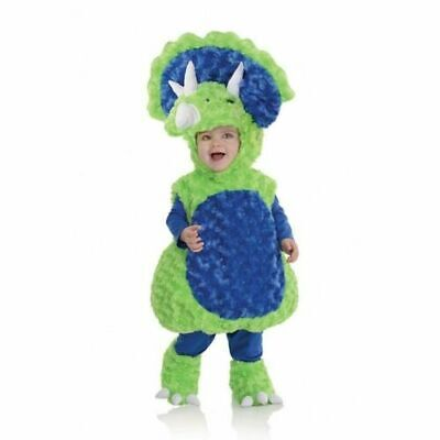 Underwraps Triceratops Belly Babies Infant Toddler Halloween Costume 26111