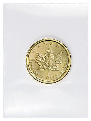 2019 Canada 1/4 oz Gold Maple Leaf $10 Coin GEM BU Mint Sealed SKU55544