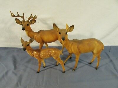 Breyer Deer Family
