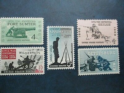 Stamps of the Civil War