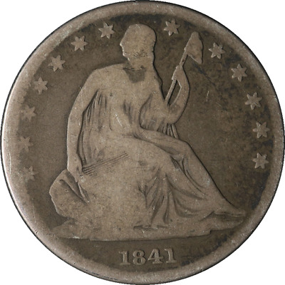 1841-O Seated Half Dollar Great Deals From The Executive Coin Company