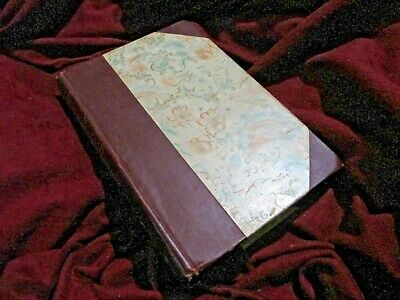 ANTIQUE BOOK 1800s Essay on the Sublime & Beautiful Edmund BURK first complete