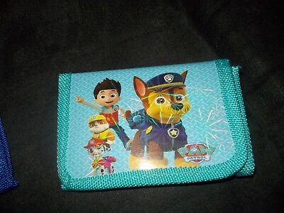 New without tags, Paw Patrol Trifold Wallet, (P52)