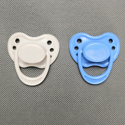 Dummy Magnetic Pacifier For Reborn Baby Doll with Internal Magnet
