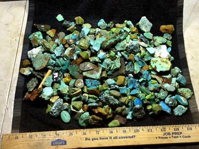 Z~ Turquoise Rough 3.75 Lbs