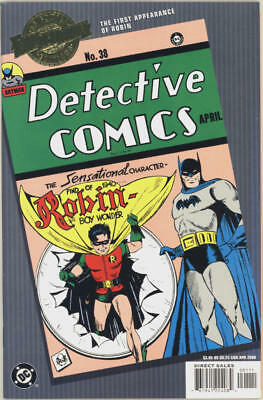 MILLENNIUM reprint of 1940 DETECTIVE COMICS #38. 1st ROBIN! Near Mint condition