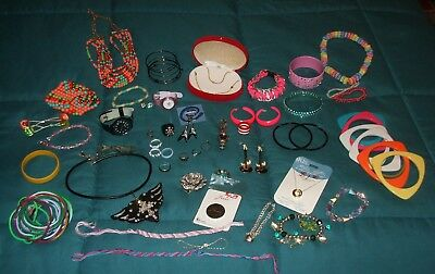 Huge Lot Of Costume/Play/Dress Up Jewelry