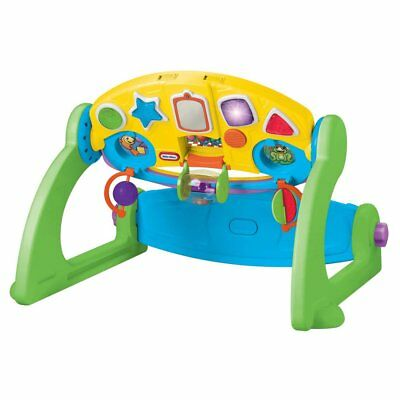 Little Tikes 5-in-1 Adjustable Gym, Yellow