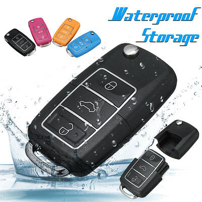 Waterproof Stash Car Key Safe Compartment Container Secret Hide Hollow Hidden