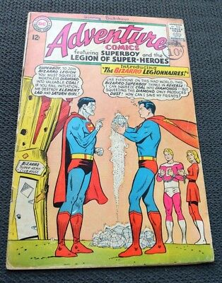 DC Comics ADVENTURE COMICS 329 GOOD/VG