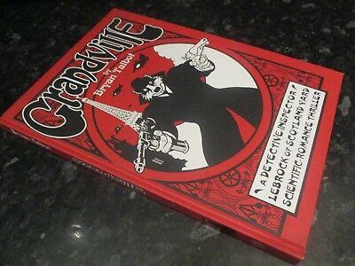 hardback graphic novel grandville  volume 1 bryan talbot