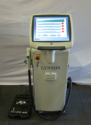 Lynton Lumina IPL HR Laser Body Facial Hair Removal 650nm Beauty Machine