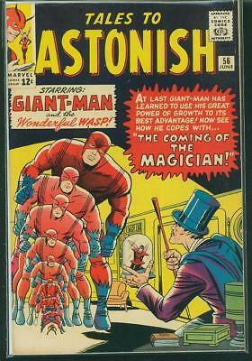 Tales To Astonish #56 FN