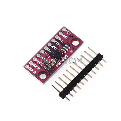 LIS3DSH 3-Axis Acceleration NANO Module Built-in Free Radical Repalce ADXL345