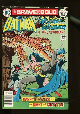 Brave And The Bold #131 Very Fine 8.0 Batman / Wonder Woman 1976 Dc Comics