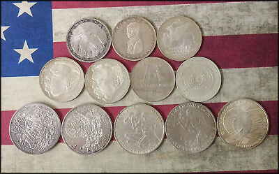 12 Silver Coins from GERMANY