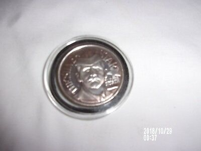 General Oliver North The Silver Star Round  1 Troy oz. .999  Fine Silver/sealed