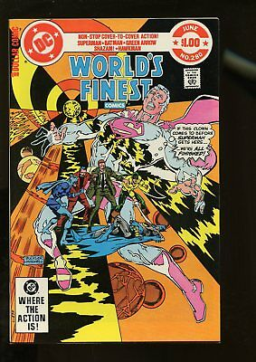 World's Finest Comics #280 Very Fine / Near Mint 9.0 Giant-Size 1982 Dc Comics