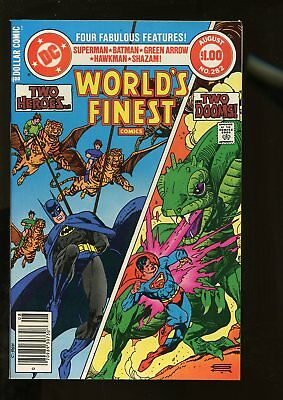 World's Finest Comics #282 Very Fine / Near Mint 9.0 Giant-Size 1982 Dc Comics
