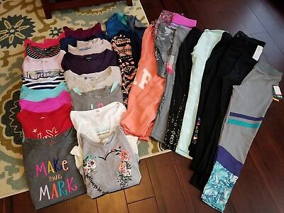 29pc Lot Girls Clothes Winter sz 14/16