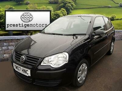 2007 VOLKSWAGEN POLO 1.2 E 60 3dr ONE FORMER KEEPER