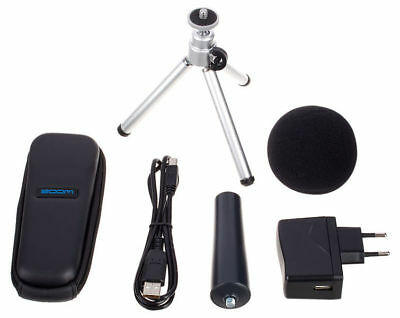 Zoom Aph1N - Accessory Pack For Zoom H1N - Inc Stand, Clip, Adapter, Charger Etc