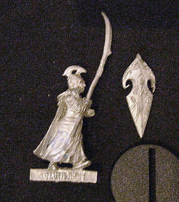 Classic OOP Lord of the Rings High Elves - -- HIGH ELF SPEARMAN -- - Fellowship