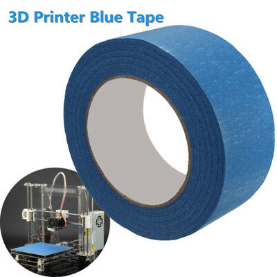 Blue Masking Tape Printing Tool For Reprap 3D Printer 50mx50mm Replacement Kit