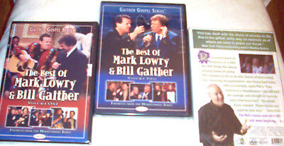 3 NEW DVD's ~ The Best of Mak Lowry  Vol. 1-2; Phil Callaway Learn Laugh Again