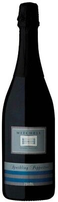 Mitchell `Peppertree` Sparkling Shiraz NV (6 x 750mL), Clare Valley, SA.