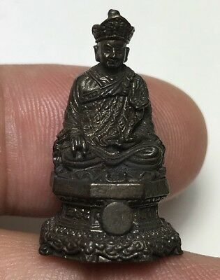 Genuine Thai Amulet Wealth Money Fortune Lucky Deity Pu Chi Cong Buddha Figure