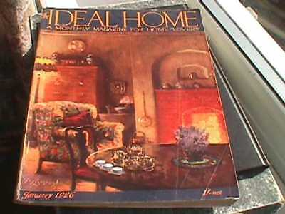 The Ideal Home Magazine - January 1926