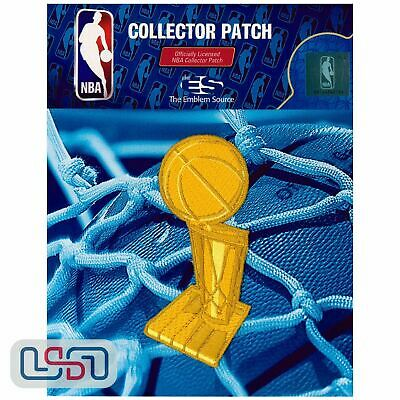 NBA The National Basketball Association Larry O'Brien Trophy Patch