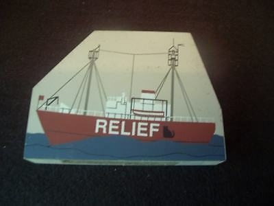 Cats Meow RELIEF LIGHTSHIP #223 Accessory
