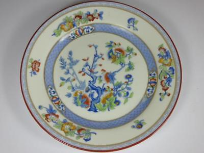 TAYLOR & KENT CHINA -  BLUE INDIA TREE - PLATE,6.75in