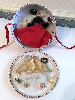"""10"""" Tiny Kitty Collier Doll and Outfits CHRISTMAS IN A BOX Tonner New RETIRED"""