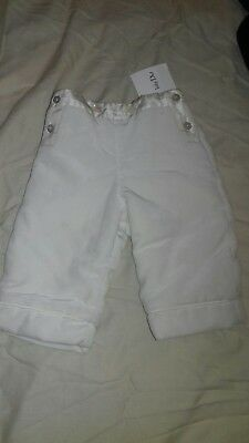 Genuine Dior Baby Trousers. New With Tags. 3 Months