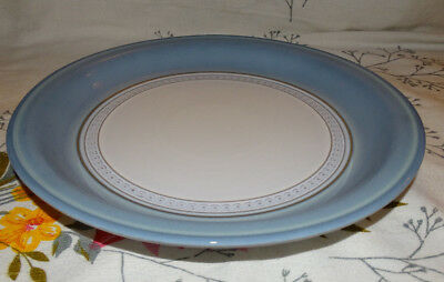 DENBY CASTILE BLUE DINNER PLATES (A) see other listings for more plates & denby