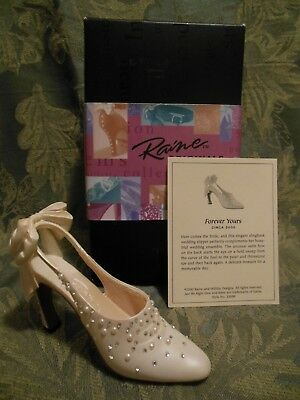 Just The Right Shoe~Collectible~Forever Yours~New In Box~Mint Condition