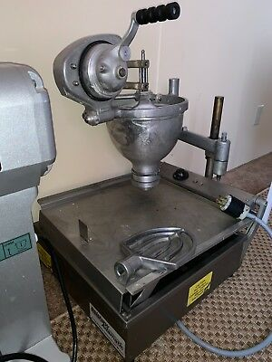 Belshaw Type B Commercial Cake Donut Depositor Donut Dropper with Mounting Arm
