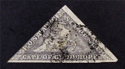 nystamps British Cape of Good Hope Stamp # 5b Used $540