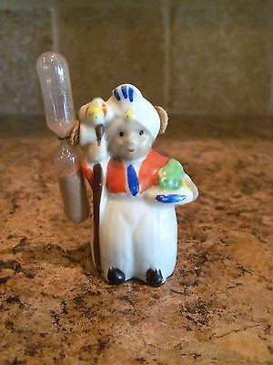 Vintage Swami Hourglass Kitchen Egg Timer-Made in Japan