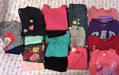 Girls size 5-5T Clothing Lot - 18 Pieces