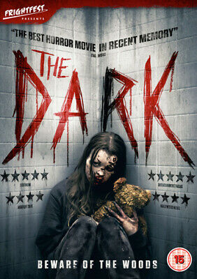 The Dark DVD (2018) Nadia Alexander