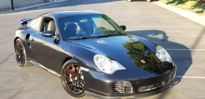 2002 Porsche Carrera Turbo 2002 PORSCHE 911 996 CARRERA TWIN TURBO 80KMi FULLY SERVICED AWD EXCELLENT COND
