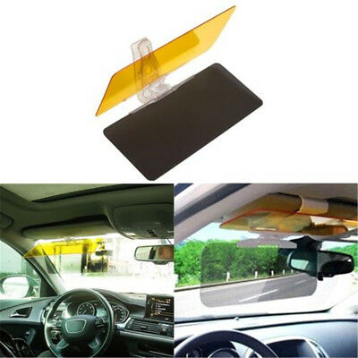 Car Anti-Glare Sun Visor Extension HD Day/Night Vision Driving Mirror Sun Visors